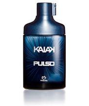 Desodorante Colônia Kaiak Pulso Masculino com Cartucho - 100ml -  Vibrante, Kaiak Pulso combina ervas com notas de lima. Uma fragrância que move os homens e exala adrenalina. Ideal para homens que não gostam de ficar parados. [...]