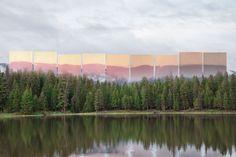 Transcriptions: Une évaluation conceptuelle du paysage par American photographe Kyra Schmidt |  Yellowtrace