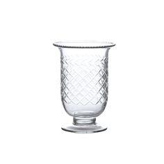 Teelichthalter aus Glas von Affari.