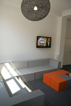 Sixinch, Attradius Decor, Polystyrene, Corner Desk, Desk, Furniture, Home Decor