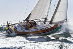 Hallberg-Rassy - 40 - The perfect boat!