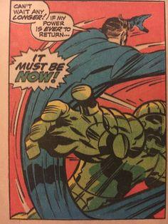 kirbyhands:  Fantastic Four #83 http://ift.tt/2hJCnxn