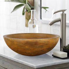 Small Lisman Oval Cast Concrete Vessel Sink - Vintage Brown – Magnus Home Products Glass Sink, Vessel Sink Bathroom, Vanity Sink, Small Bathroom, Master Bathroom, Silver Bathroom, Concrete Bathroom, Boho Bathroom, Master Closet