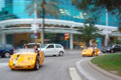 Discover #barcelona driving a Go Car!