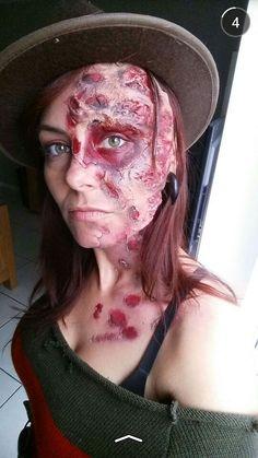 HALLOWEEN INSIDIOUS 2 - Make-Up Tutorial | costume ideas ...