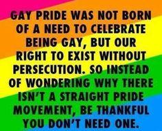 Gay pride #lgbt #equality