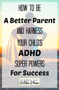 "A must read for all parents of kids with ADHD.""If I could bottle up my children's energy to sell to the public, I would be a multi millionaire"""