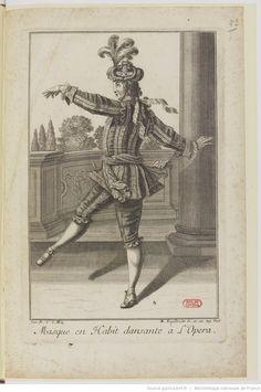 Habillements de l'Opéra : cinquante-trois planches : [estampes]