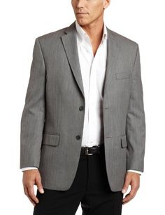 Grey Suit Coat