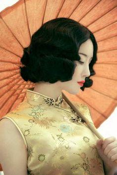 ILINA SIMEONOVA PRETTY ASIAN WOMAN WITH PARASOL Women Umbrellas Parasols, Pretty Asian, Asian Woman, Snow White, Disney Princess, Disney Characters, Image, Women, Patio Umbrellas