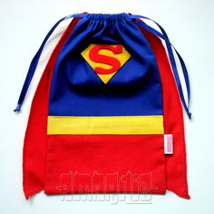 Goody Bag - Super Hero Party