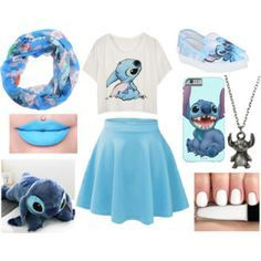 Designer fashion, shoes & bags for women SSENSE Lilo & Stitch b . Designer clothes, shoes & bags for women SSENSE and stitch Lilo & Stitch b … Designer cloth Cute Disney Outfits, Disney Themed Outfits, Disney Bound Outfits, Cute Comfy Outfits, Cool Outfits, Disney Clothes, Cute Stitch, Lilo Stitch, Lilo And Stitch Quotes