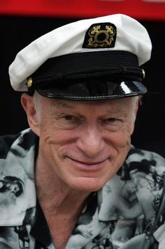 Hugh Hefner: I'm Not Dying, People! #Entertainment_ #iNewsPhoto