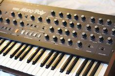 MATRIXSYNTH: Korg Mono/Poly Vintage Analog Synthesizer