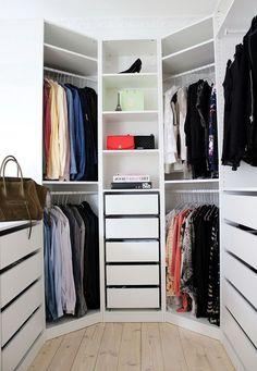 Walk In Closet Ikea Pax | Home Design Ideas