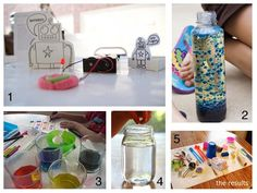 Science at Home For Kids