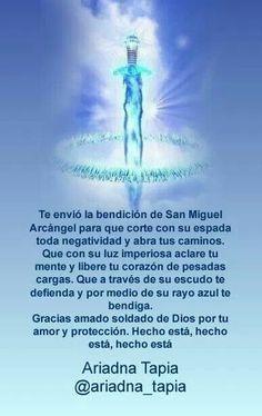 San Miguel Arcangel #METAFISICA