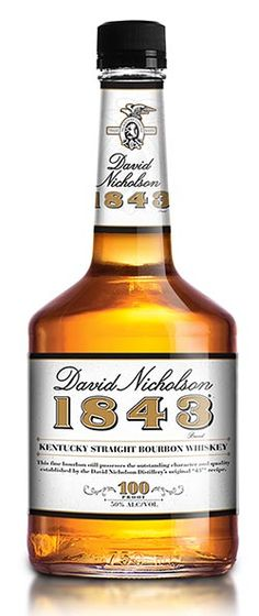 Attach the names Van Winkle or Weller to a bourbon brand and a good story instantly begins. This one started in 1843 when grocer David Nicholson began distilling an original bourbon whiskey recipe at his St. Louis general store.
