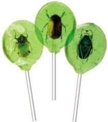 Image result for bugs candies