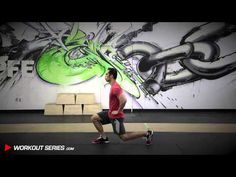 Exercise of The Day:  Split Jump  Do you want to take on full-length workout videos - when and where it's convenient to you? Go to WorkoutSeries.com and access it now for FREE.