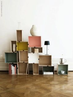 made by ikea boxes