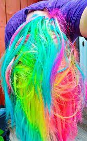 Resultado de imagem para cabelos coloridos perfeitos