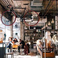 Haal je interieur ideeën uit deze inspirerende cafés en restaurants - Roomed