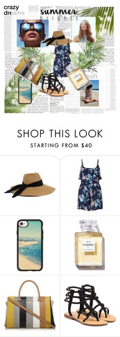 """Geen titel #106"" by xsdjx on Polyvore featuring mode, Le Specs, Eugenia Kim, Miss Selfridge, Casetify, Mystique en McGinn"