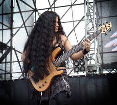 Long Curls, Super Long Hair, Dream Hair, Metalhead, Present Day, Grow Hair, Dark Hair, Hair Goals, Cool Hairstyles