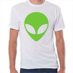Camiseta friki icono Extraterrestre