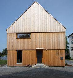 architags - architecture & design blogarchitags: Hermann Kaufmann ZT GmbH. Hammerl... -