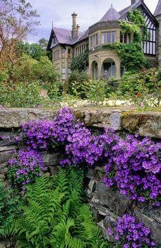 Bodnant, North Wales, UK