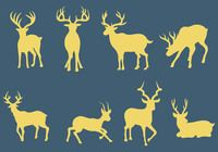 Free Kudu Icons Vector
