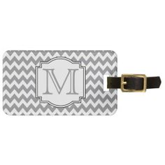 >>>This Deals          	Chic Chevrons Monogram - Gray Luggage Tag           	Chic Chevrons Monogram - Gray Luggage Tag We have the best promotion for you and if you are interested in the related item or need more information reviews from the x customer who are own of them before please follow th...Cleck Hot Deals >>> http://www.zazzle.com/chic_chevrons_monogram_gray_luggage_tag-256136204749642921?rf=238627982471231924&zbar=1&tc=terrest