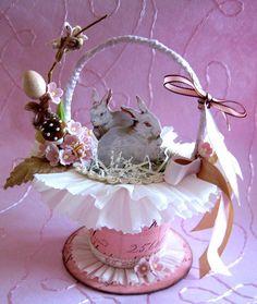 Miss rhea's easter basket swap