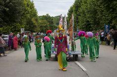 Karneval cveća, 2013. godina.