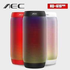 Consumer Electronics Ingenious Wireless Bluetooth Hd Super Bass Aux Portable Stereo Speaker Crafts Loudspeakers Fine Quality Portable Audio & Headphones