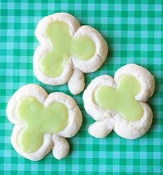 St Patty's day cookies