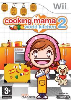 Cooking Mama 2: World Kitchen (Nintendo Wii) - http://www.cheaptohome.co.uk/cooking-mama-2-world-kitchen-nintendo-wii/