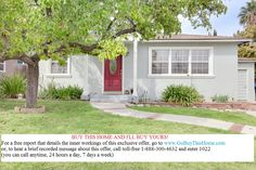 Come Join Us For A Super OpenHouse @1929 Atlin St, Duarte, CA 91010. On this Saturday, March 21st and Sunday, March 22nd @ 2PM to 4PM  3Bedrooms/2Bathrooms. 1,419/5,541sqft. For Sale $450,000 http://www.zillow.com/homedetails/1929-Atlin-St-Duarte-CA-91010/21587294_zpid/