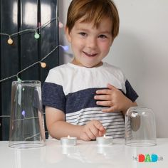 This is a simple science experiment but so much learning is happening here. We confirmed that oxygen is needed for fire to burn and… Easy Science Experiments, Science Ideas, Fire Safety, School Ideas, Burns, Kindergarten, Homeschool, Parenting, Coding