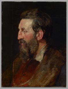 Rubens - portrait of a man