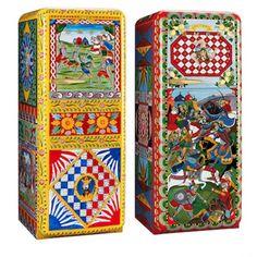 Dolce & Gabbana design hand-painted Smeg fridges for £30,000