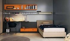 15 Cool and Well-Expressed Teen Bedroom Collection   Home Design Lover