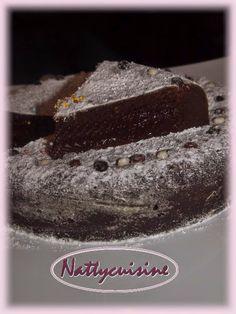 Nattycuisine: Fondant au chocolat rapide (Cookéo)