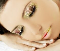fantasy eyeshadow designs | Win 1st place and be the opening act for the David Choi/Clara C tour ...