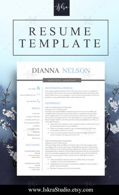 Buy Resume Templates Unique Buy One Get One Free Resume Professional Resume Template One Two