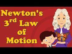 Newton's Third Law of Motion - YouTube