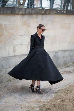 The Street Clique: Paris Style  - best street style at paris fashion week via @diegozucc @BazaarUK @harpersbazaarus @styledotcom