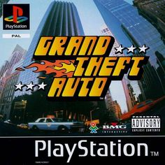 GRAND THEFT AUTO [1997]. Experience for yourself every classic car chase ever seen. Race at breakneck speed through an immense, living city out-running and out-witting rival gang members, mercenaries, hired killers and an entire police force.